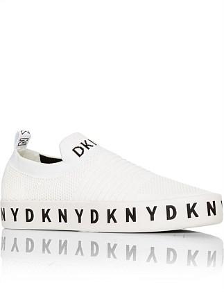 David Jones - Brea Slip On Platform Sneaker