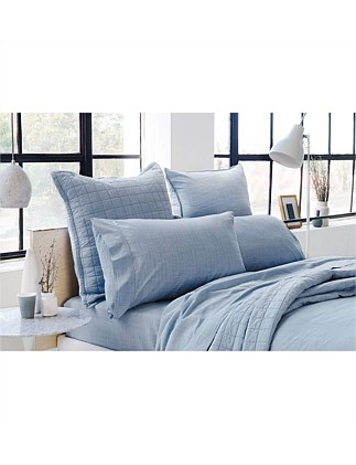 REILLY SINGLE BED SHEET SET
