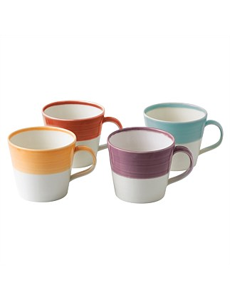 1815 Set of 4 Mugs
