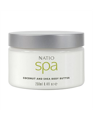 Spa Body Butter