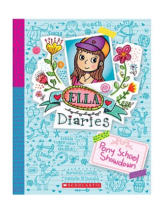 Pony School Showdown - Ella Diaries Book 6