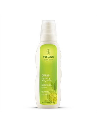Citrus Hydrating Body Lotion 200ml