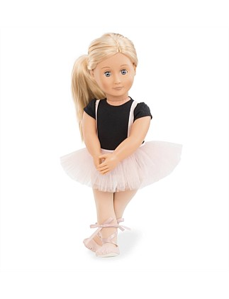 "Our Generation Anna 18"" Doll"