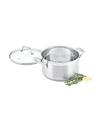 Impact Stainless Steel Casserole 24cm/4.8L