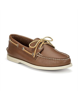A/O 2 Eye Boat Shoe