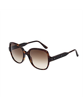 Bv0015s Wide Shaped Sunglasses