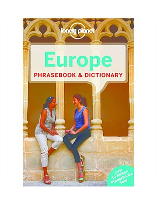 Europe Phrasebook & Dictionary - 5th Edition