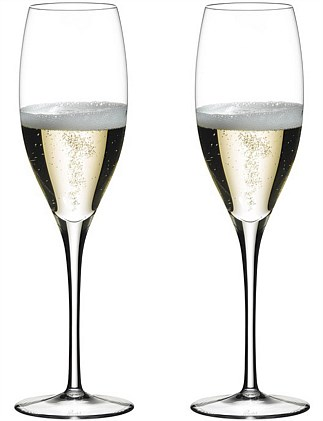 Sommeliers Vintage Champagne Gift Set Of 2