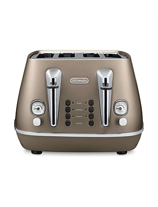 CTI4003BZ - Distinta 4-Slice Toaster in Bronze