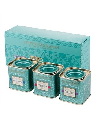 Three Mini Famous Teas Gift Pack