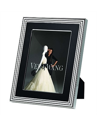 "Vera Wang Wedgwood With Love Noir Frame 8""X10"""