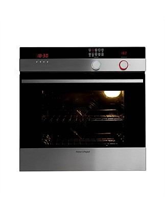 Fisher & Paykel OB60S9DEX1 60cm Wide Single Oven,- S/S