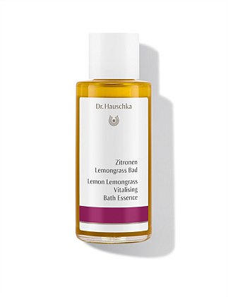 Lemon Lemongrass Vitalising Bath Essence 100 ml