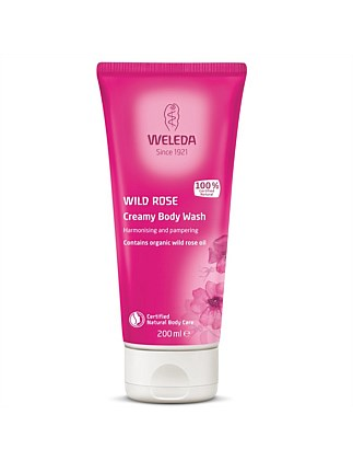 Wild Rose Creamy Body Wash 200ml