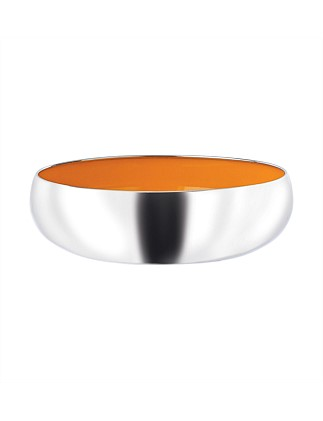Pop In For Drinks Bowl Orange 20cm