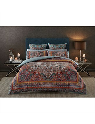 Bukhara Quilt Cover Queen