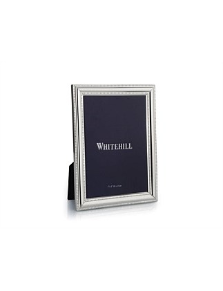 6560e644f621 Beaded  Metal Photo Frame