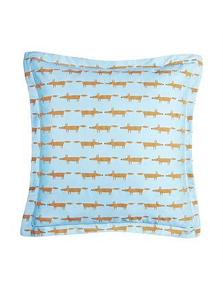 Mr Fox European Pillowcase