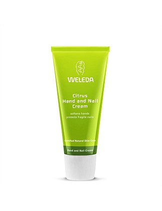 Citrus Hand And Nail Cream 50ml