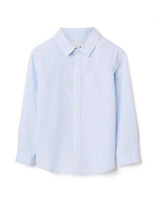 Kids Pinstripe Shirt ba8a59ef715