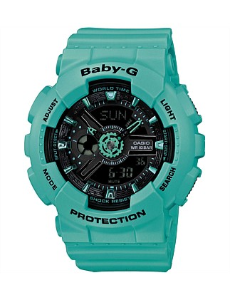 Baby-G Street Duo Series (Black Dial)