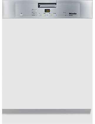 G 4203 i Active CleanSteel Fascia Integrated Dishwasher