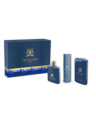 Trussardi Uomo 100ml Edt Deluxe Set