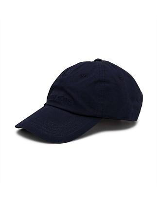 f56471be9a6f1 Plain Cotton Adjustable Baseball Cap W  Tonal Logo ...
