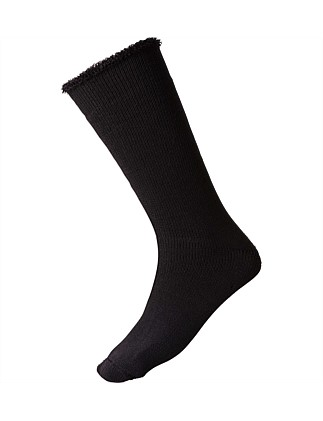Cross Wool Blend Sock