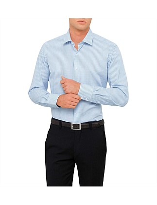 ea469deb009 Fine Tattersal Check Slim Fit Shirt Special Offer