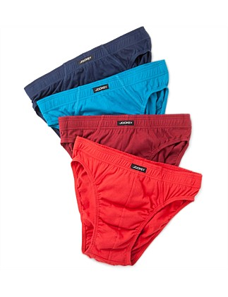 Cotton Brief Pack of Four