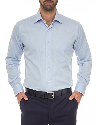 Andre Classic Fit - Cotton/Polyester Oxford Shirt