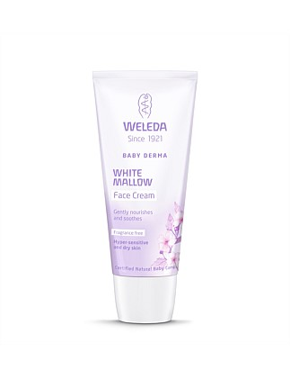 White Mallow Face Cream, 50ml