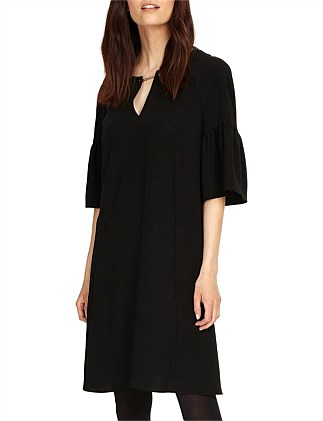 Cara Chain Neck Dress