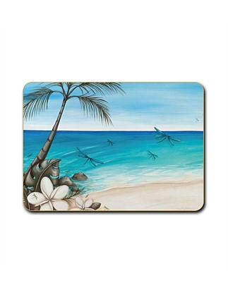 Paddle Bliss Placemats set of six