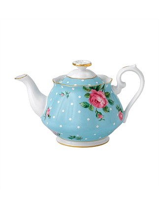 Polka Rose Teapot 450ml