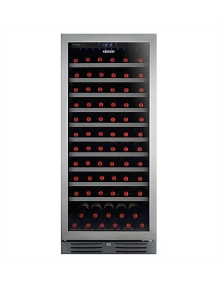 V110SGES3 121 Bottle Single Zone Wine Cabinet