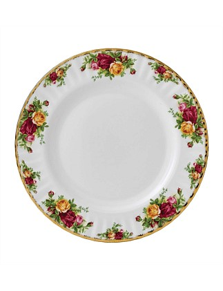 Old Country Roses Tableware Plate 27cm