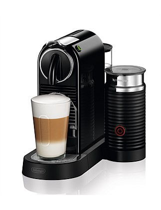 NESPRESSO EN267BAE Citiz & Milk - Black