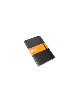 Classic Softcover Ruled Notebook Large