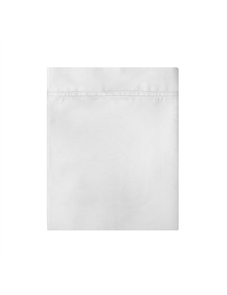 Triomphe Blanc Single Bed Flat Sheet