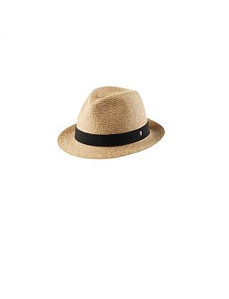 ab84e62f8b20f Raffia Braid Classic Hat. Helen Kaminski