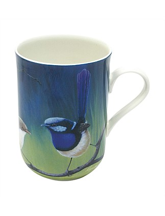 Birds Of Australia Superb-Fairy Wrens Mug