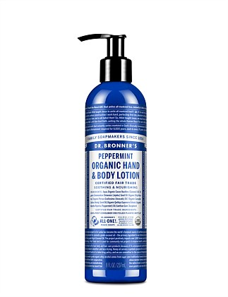 Hand & Body Lotion 236ml - Peppermint