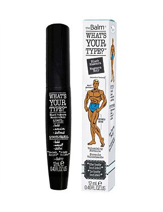 The Bodybuilder Mascara
