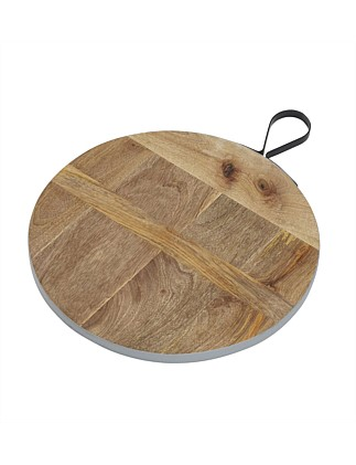 Somerset Round Board Small 49x40x2cm