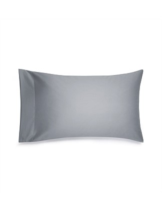 Satin Silver Pillowcase Standard