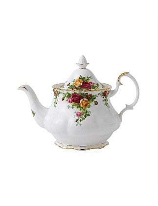 Old Country Roses Tableware Teapot Medium