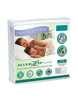 Anti-Allergy Fully Encased Mattress Protector King