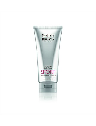 Re-Charge Black Pepper Sport Body Scrub